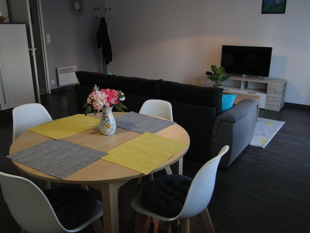 Alojamiento en Concarneau de 1 habitación