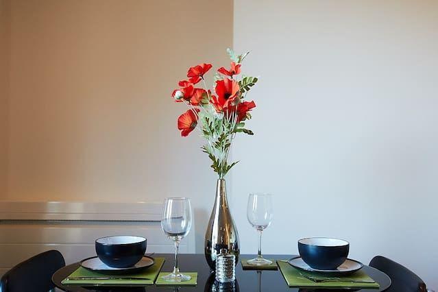 Apartment mit Garten in Ipswich