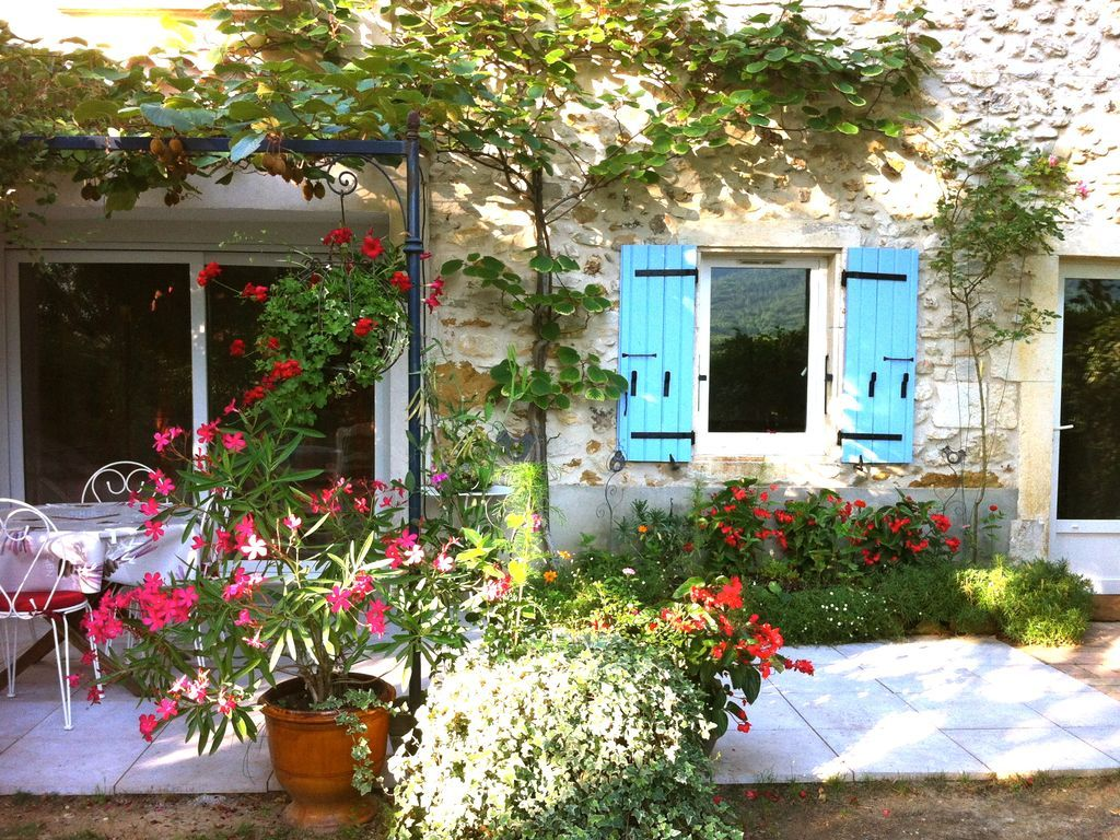 Residencia en Dieulefit para 5 huéspedes