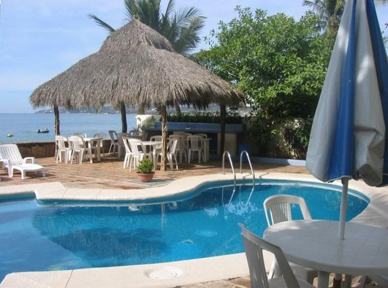 Apartamento en Bucerias con piscina