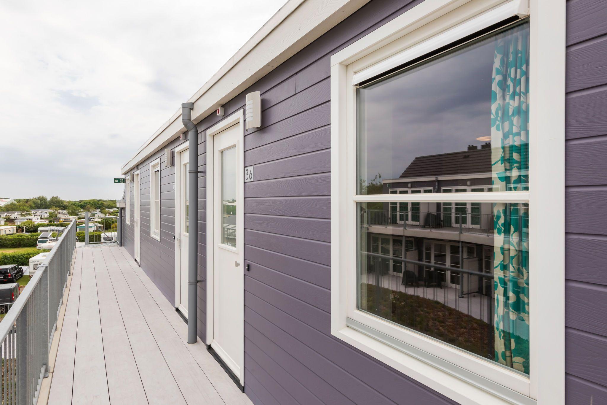 Unterkunft auf 48 m² in De koog