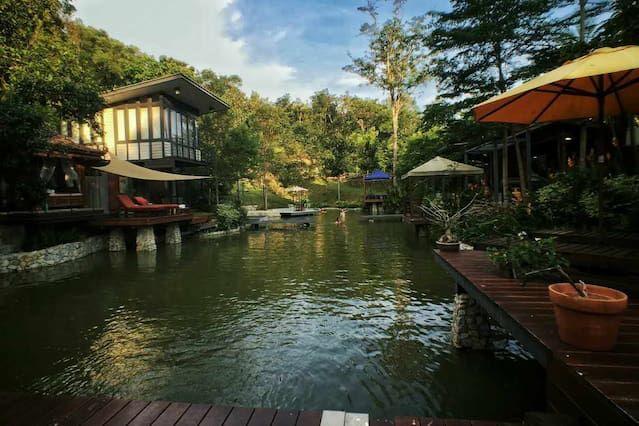 Ratu Rening Residency - Cinco Habitaciones Piso, Capacidad 15