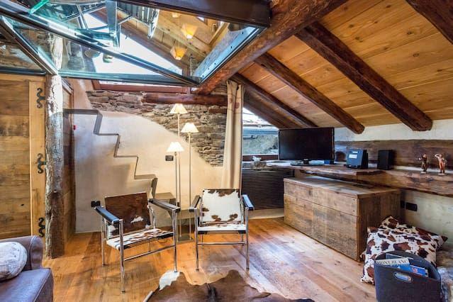 Apartamento para 4 personas en Courmayeur