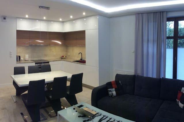 Luxurious New Ap, 2 bedrooms, 73 m2