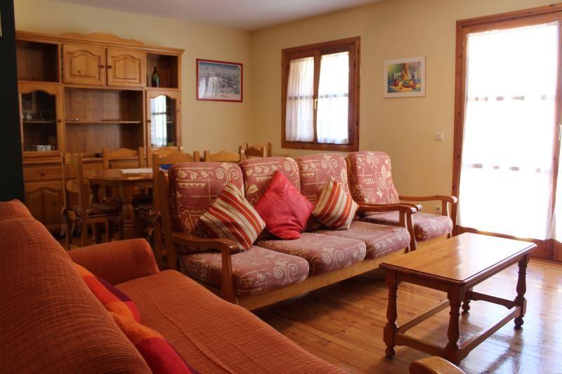 Unterkunft mit 4 Zimmern in Benasque