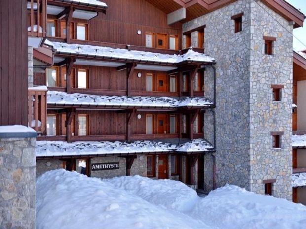 Alojamiento de 35 m²