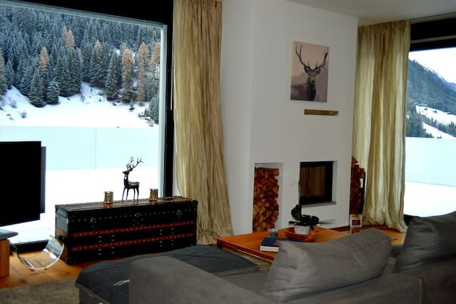 Holiday rental with views in Kappl