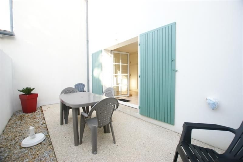 28 m² apartment with garden