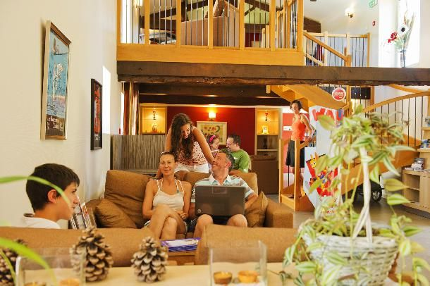 Apartamento con wi-fi en Nerac