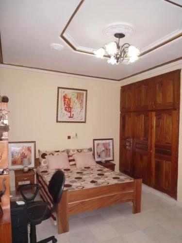 Vivienda de 1 habitación en Abidjan