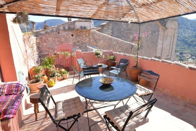 Alojamiento atractivo en Valldemossa