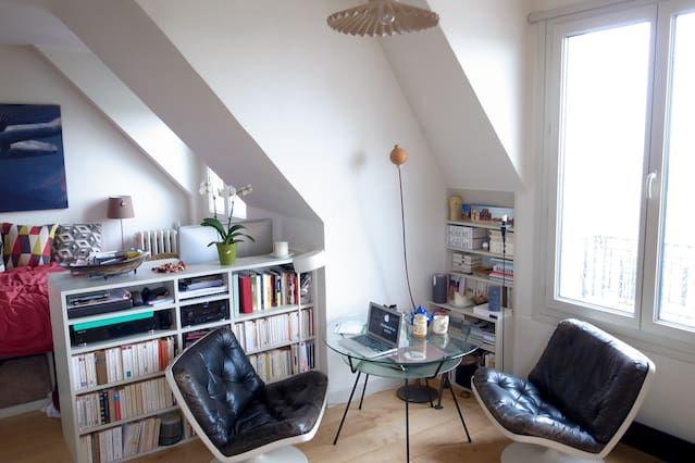 Hébergement avec wi-fi à Paris