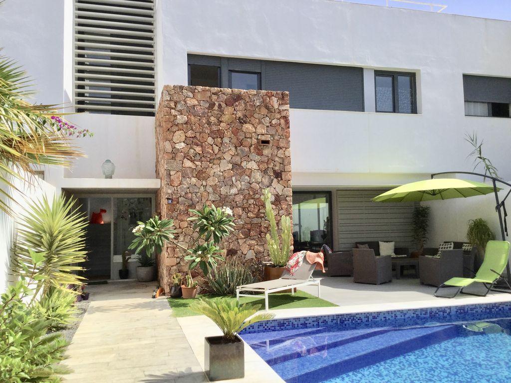 Alojamiento con todo lo necesario de 150 m²