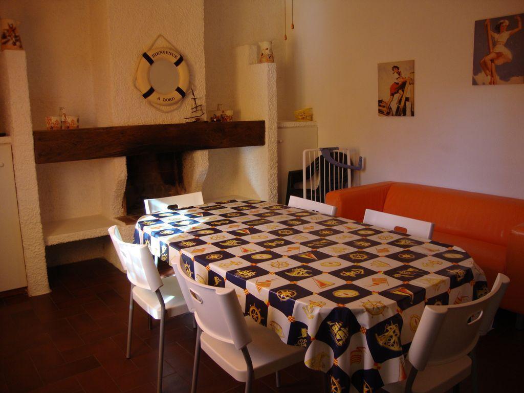 Vivienda de 2 habitaciones en Marina di castagneto carducci