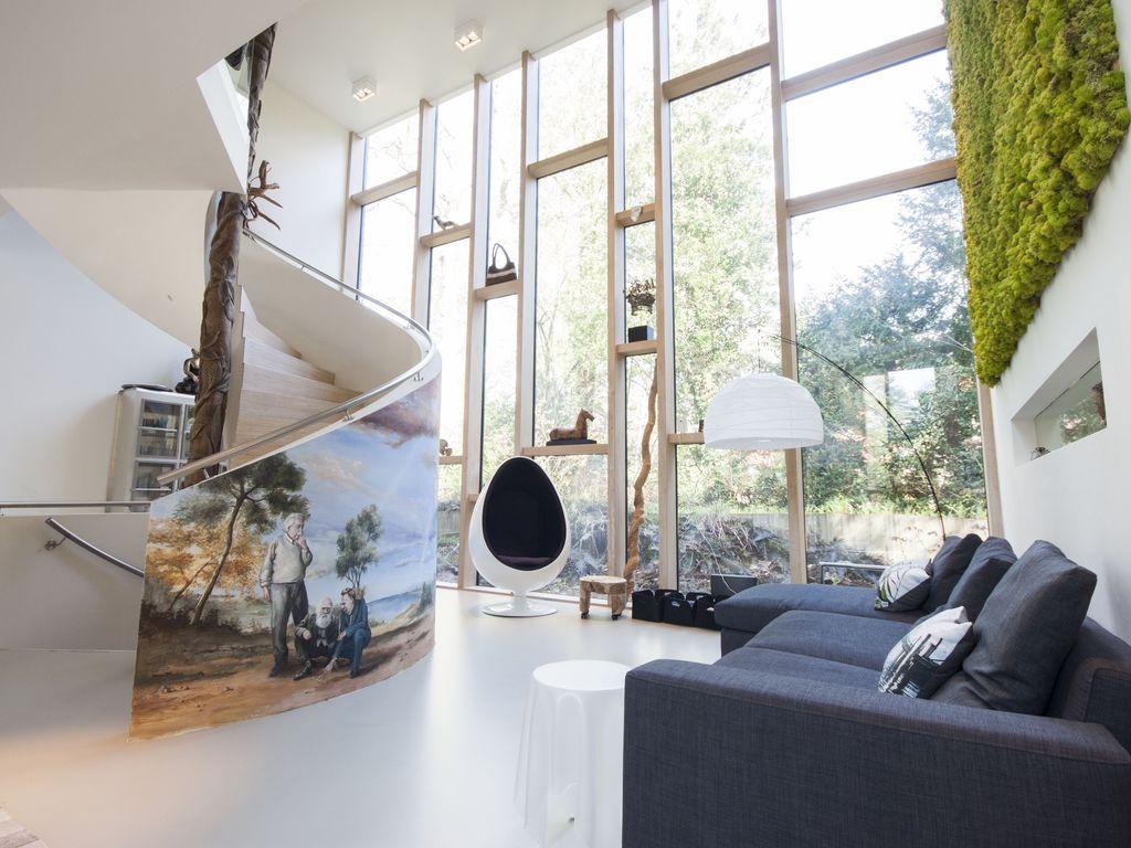 Acogedora residencia de 400 m²