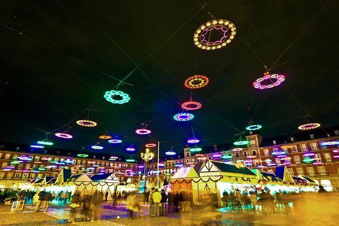 Mercado de Navidad Madrid