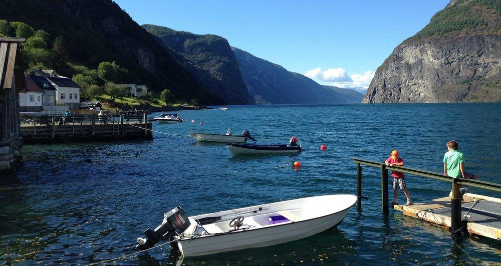 Piso con vistas en Norge