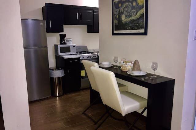 Provisto apartamento de 60 m²