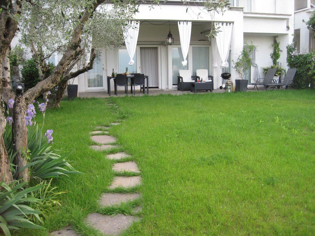 Apartamento de 2 habitaciones en Salò