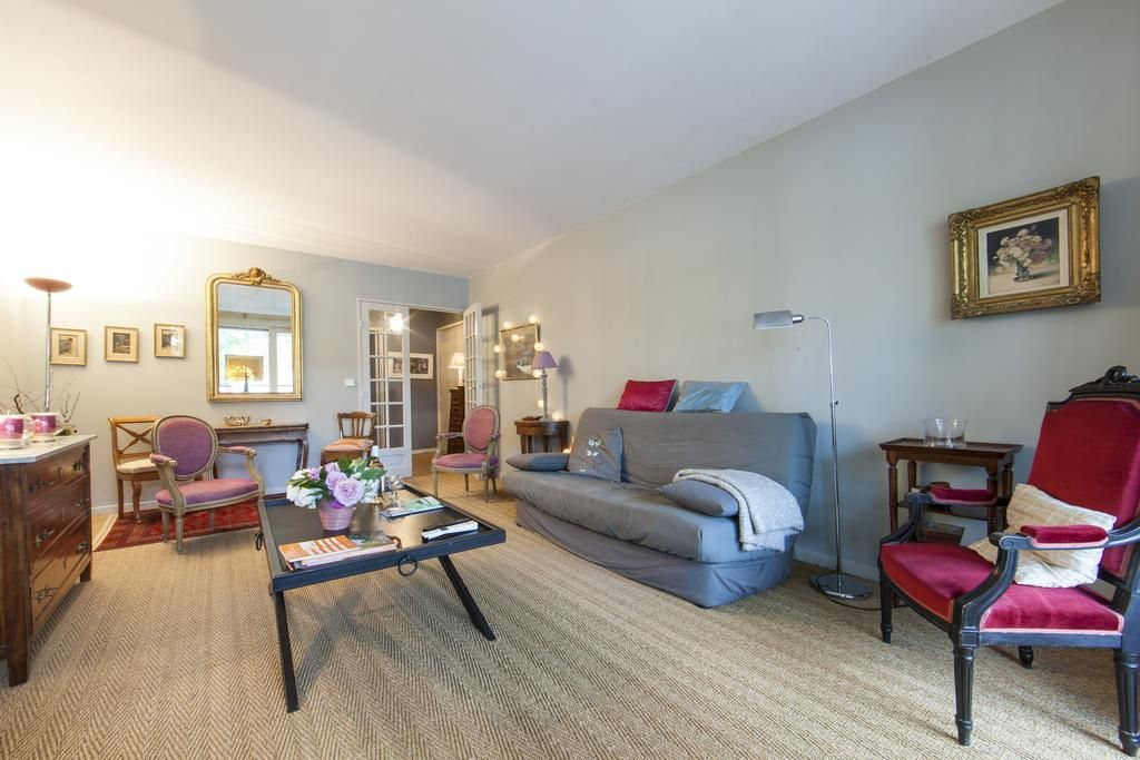 Apartamento de 1 habitación en Paris