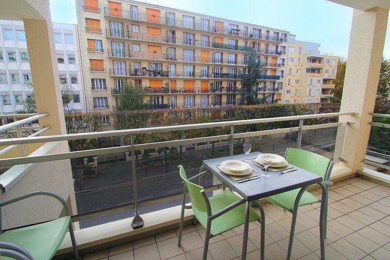 Alojamiento de 1 habitación en Vincennes