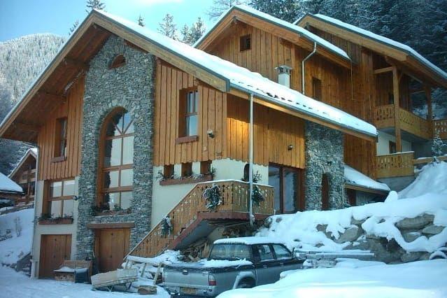 Residencia de 125 m² de 6 habitaciones