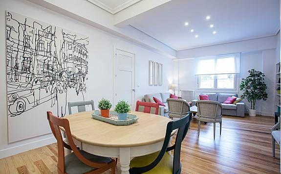 Estupendo apartamento en Donostia/san sebastián