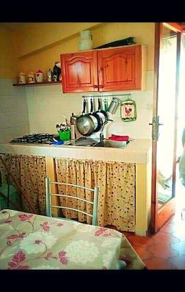 Casa en Marina di sibari para 7 personas