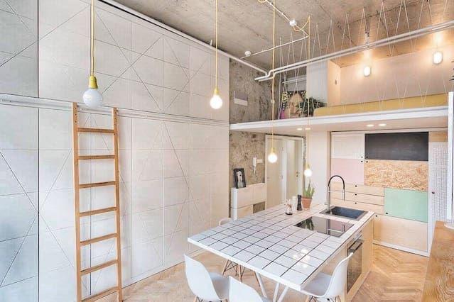 Apartamento en Belgrade con wi-fi