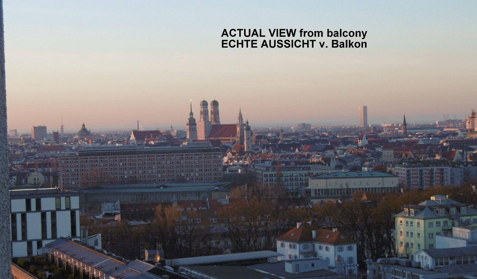 Apartamento hogareño en Múnich con TV y Ascensor