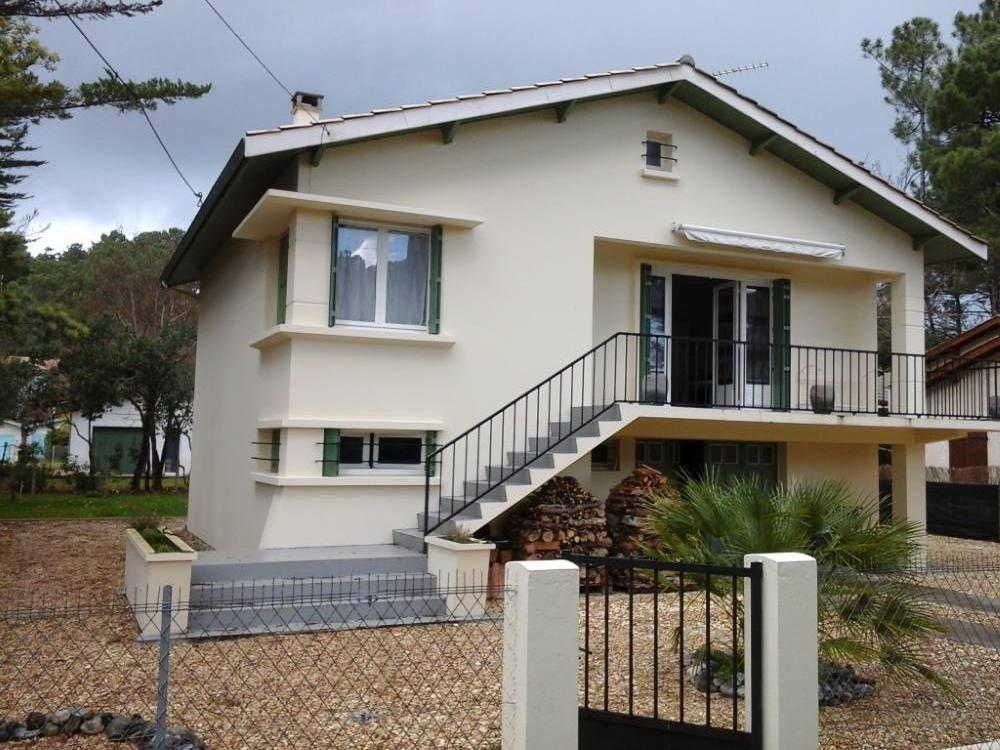 Vivienda de 3 habitaciones en Lacanau