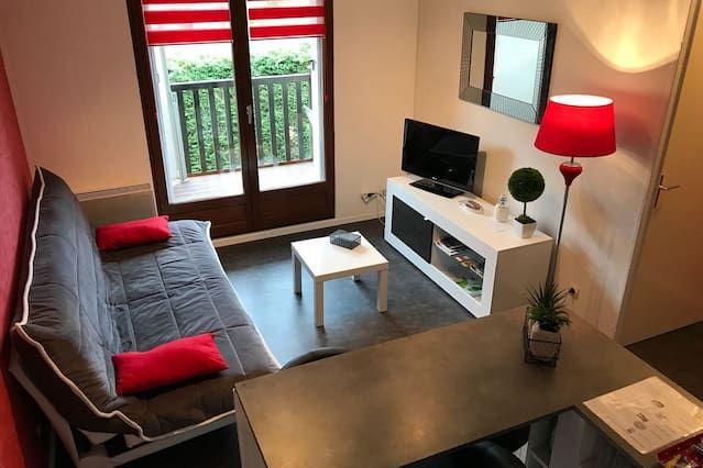 Hébergement pour 2 personnes à Cabourg