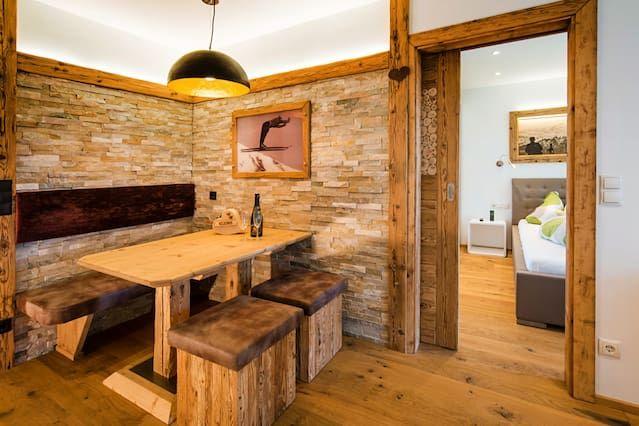 Apartment in Mayrhofen with garden