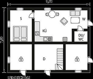 Apartamento con wi-fi en Norge