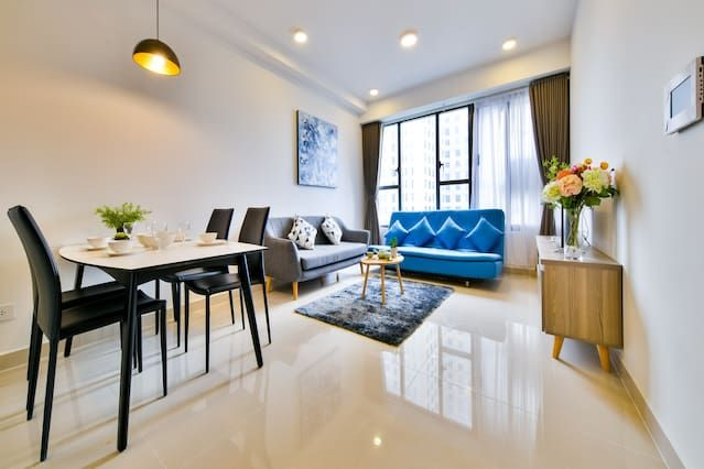 Holiday rental in Ho chi minh with 1 room