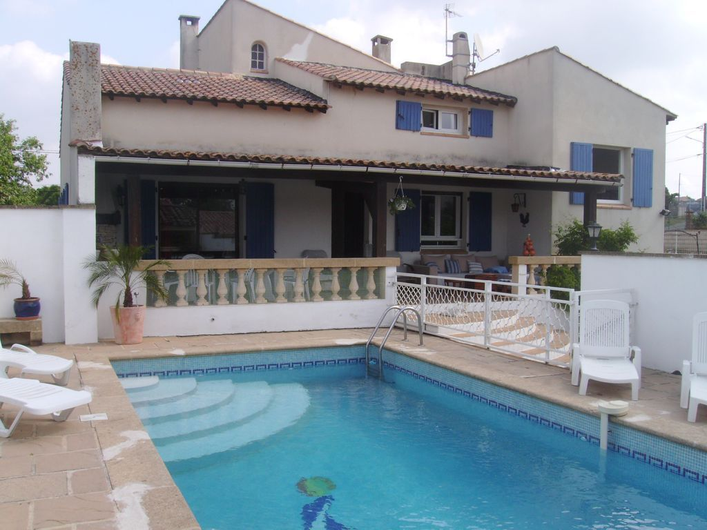 Alojamiento con parking incluído en Gard