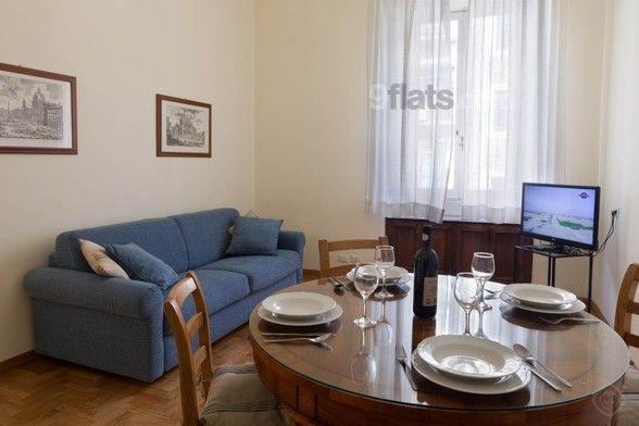 Apartamento de 100 metros en Roma