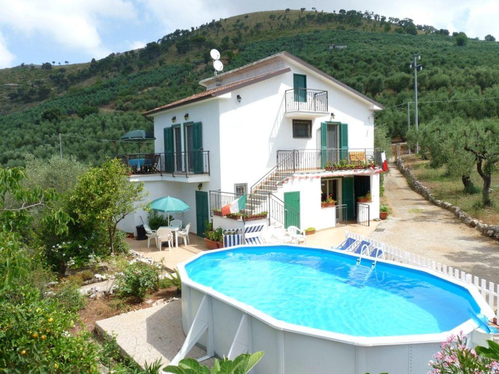 Casa vacanze di 2 camere a Sperlonga