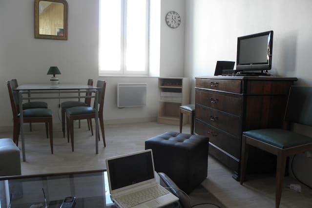 Charming flat in Rhône Valley