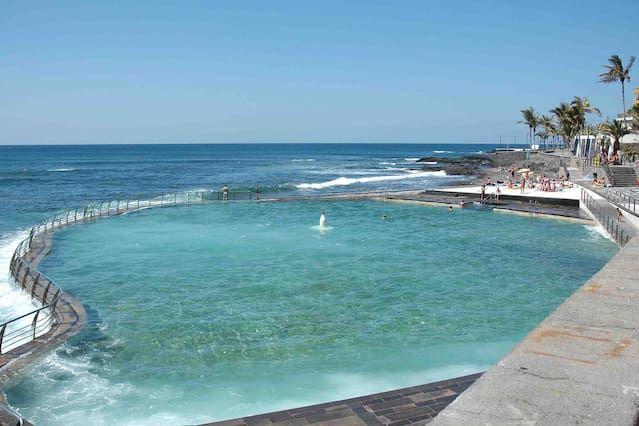 Punta Hidalgo Tenerife Mapa.Apartamentos En Punta Del Hidalgo Hundredrooms