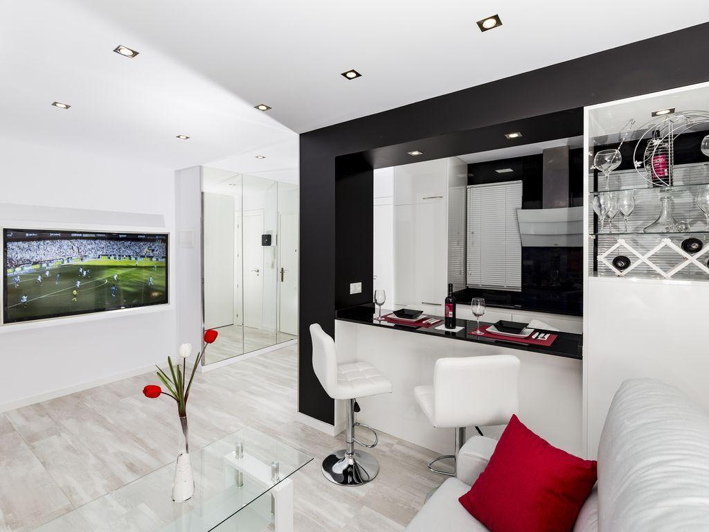 Interesante apartamento de 50 m²