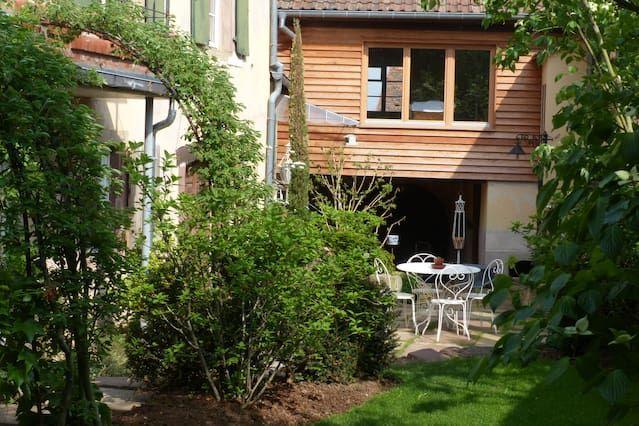 Panorámica residencia en Heiligenstein
