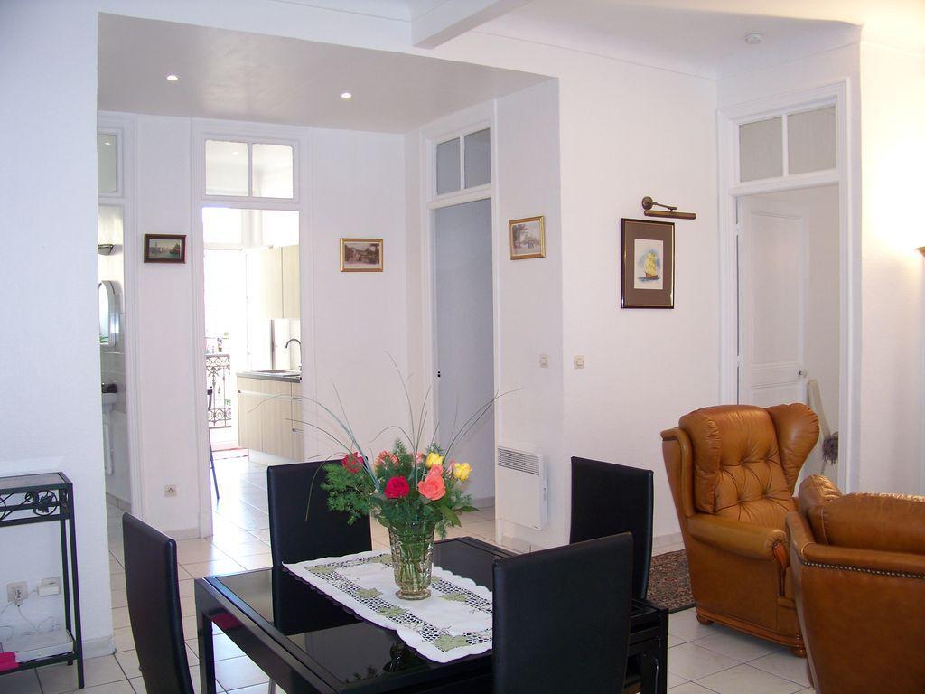 Apartamento precioso para 4 en Niza