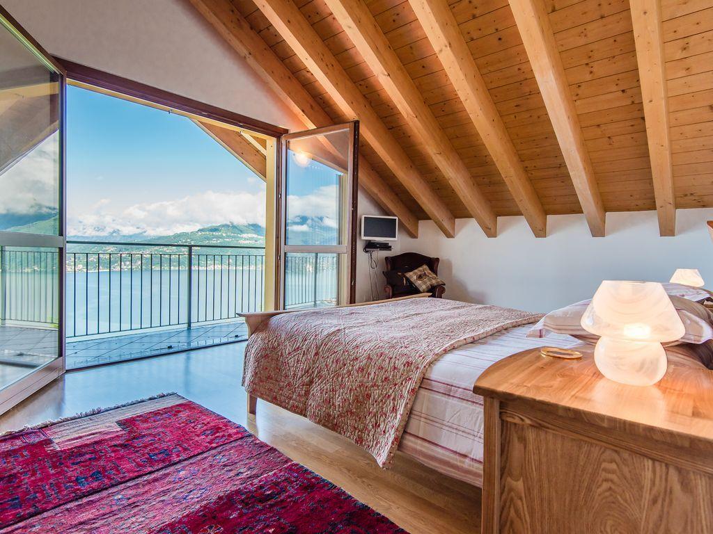 Apartamento con balcón para 4 huéspedes