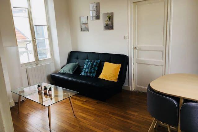 Apartamento de 1 habitación en Auxerre