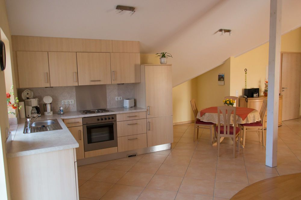 Homely holiday rental with balcony