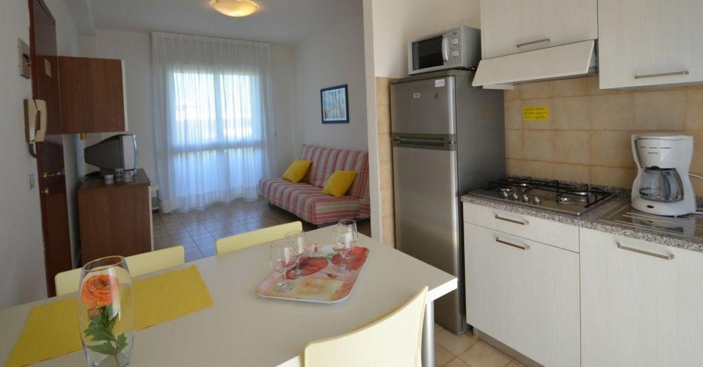 Alloggio di 35 m² a Bibione