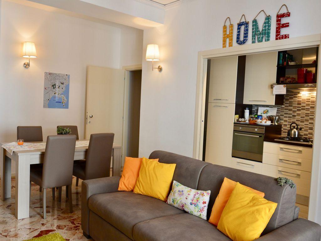 Funcional residencia de 3 habitaciones