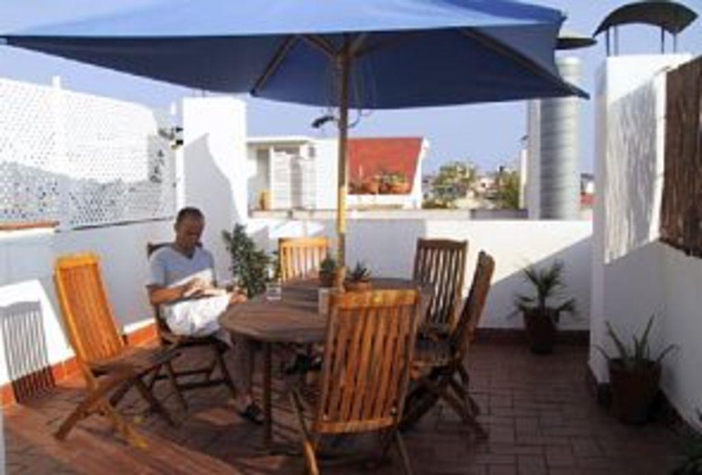 Piso turístico popular con Internet y Sábanas y toallas en Sitges