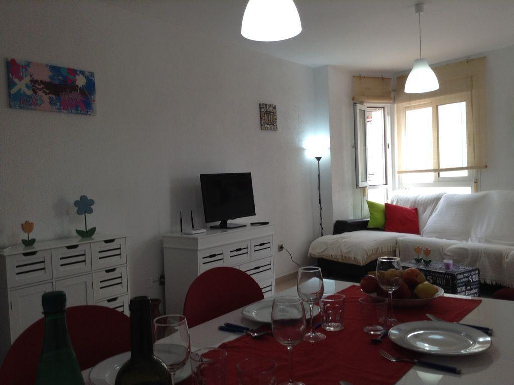 Apartamento con estilo en Roquetas de mar de 85 metros